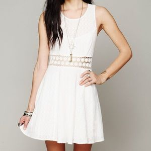 Free People Daisy Skater Dress